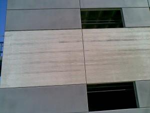 Panel pigmentado